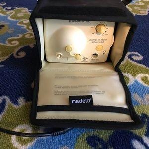 Medela Accessories - Medela Pump In Style Advaned